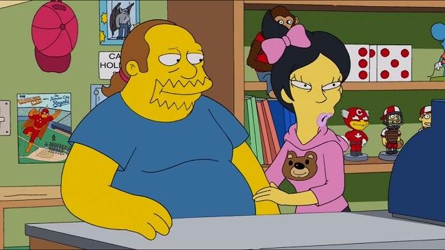 Los Simpsons- Capitulo 10 - Temporada 25 - Audio Latino - Casada Con La Mancha
