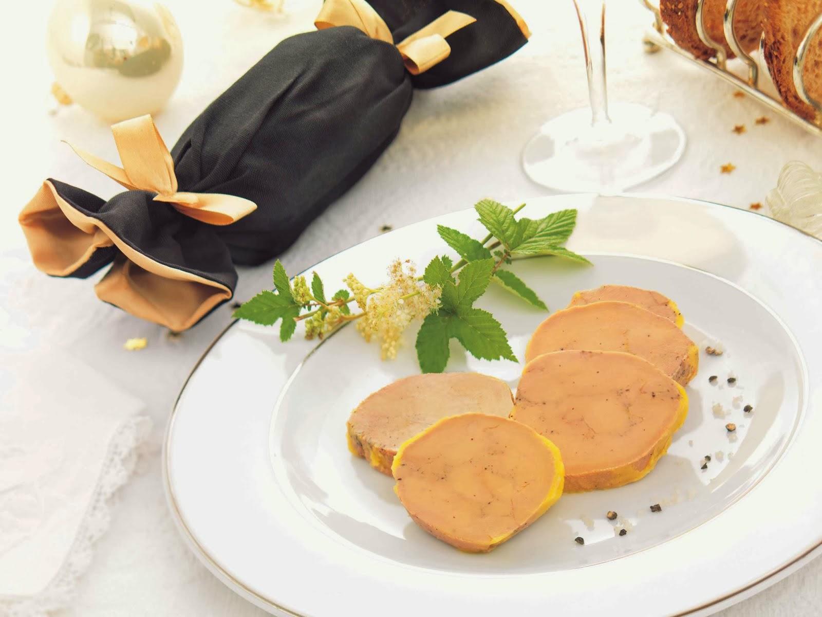 Noel 2013 d couvrez le nouveau foie gras de canard entier - Foie gras au torchon maison ...