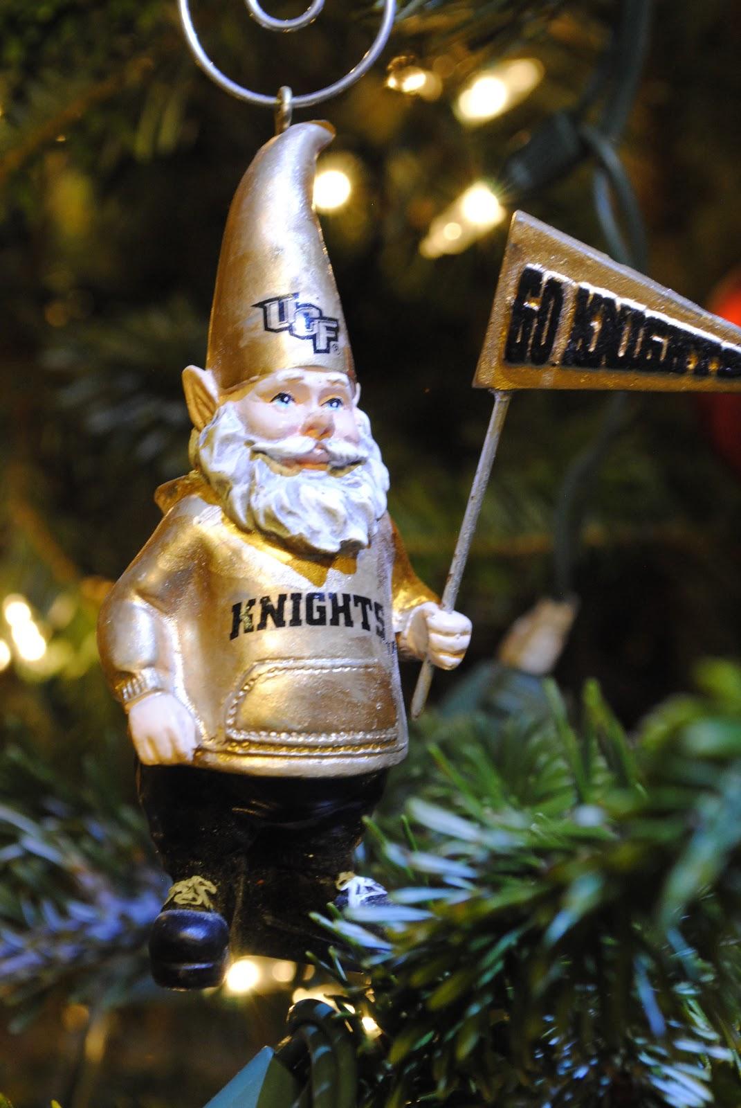 ucf christmas ornament