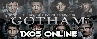 gothan 1x05 online (Sub Corregidos)