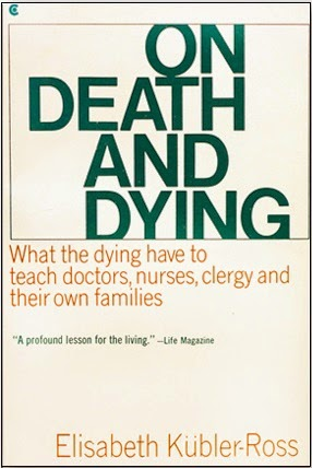 On Death and Dying - book cover