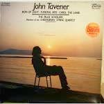 John Tavener by Peter Phillips