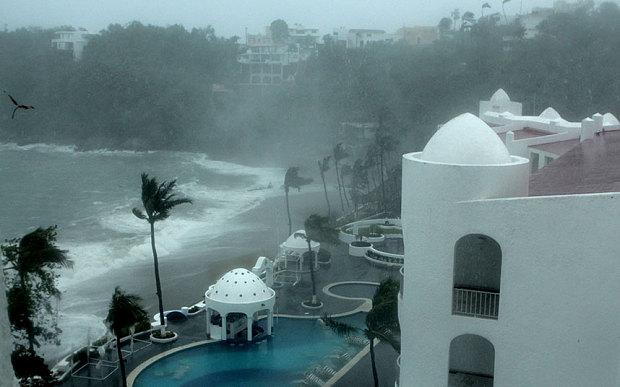 إعصار باتريشا