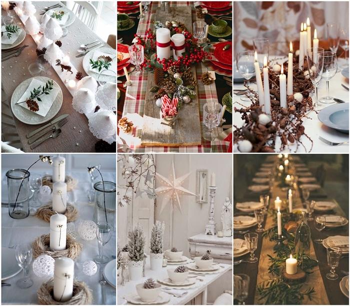 Świąteczny stół - MG LOVE DESIGN