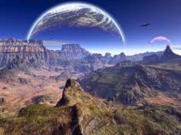 """Outro Mundo? Este planeta não é aquilo que se chama Terra pois não perdura o """"dando que se recebe""""."""