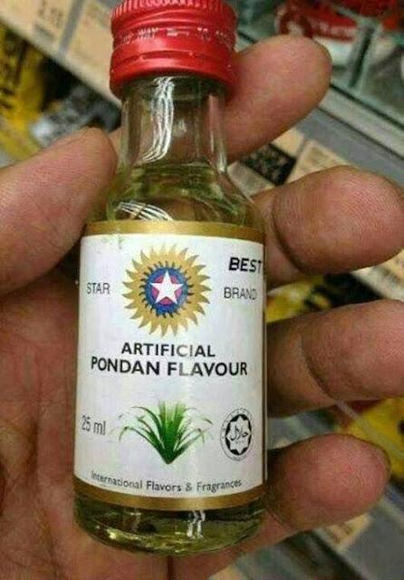 star brand, pandan flavour,