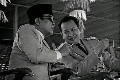 Ir. Soekarno dan Soeharto