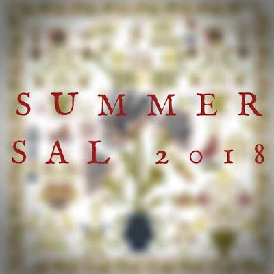 SOED IDEE - Summer SAL 2018