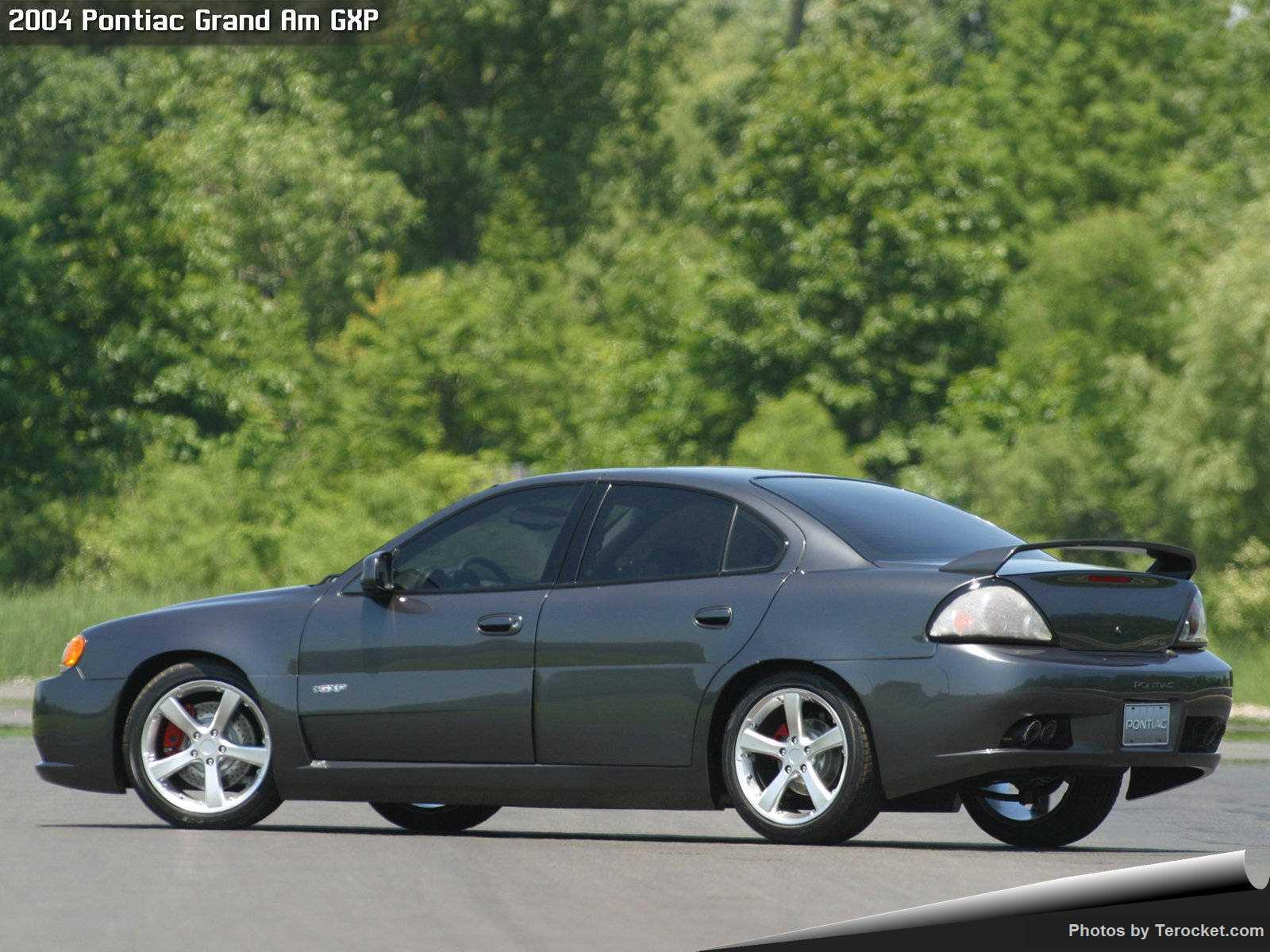 Hình ảnh xe ô tô Pontiac Grand Am GXP 2004 & nội ngoại thất