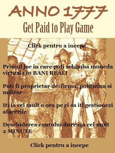 Joaca Anno1777 online si transforma profitul in BANI REALI