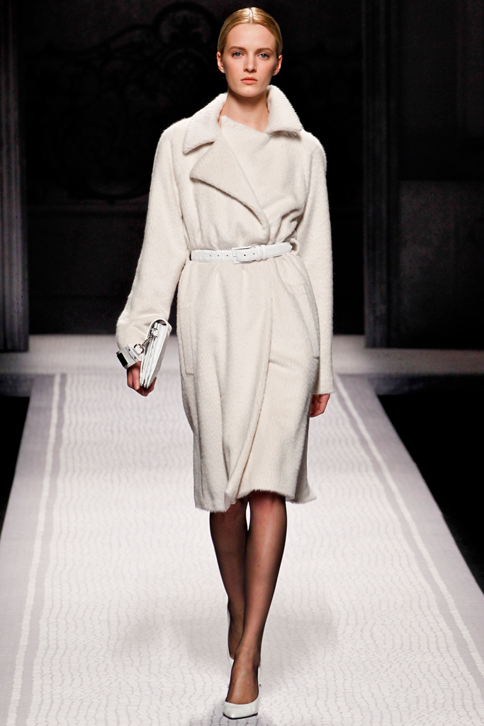 Alberta Ferretti Fall/Winter 2012