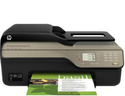 HP Deskjet Ink Advantage 4625 Driver Printer Download