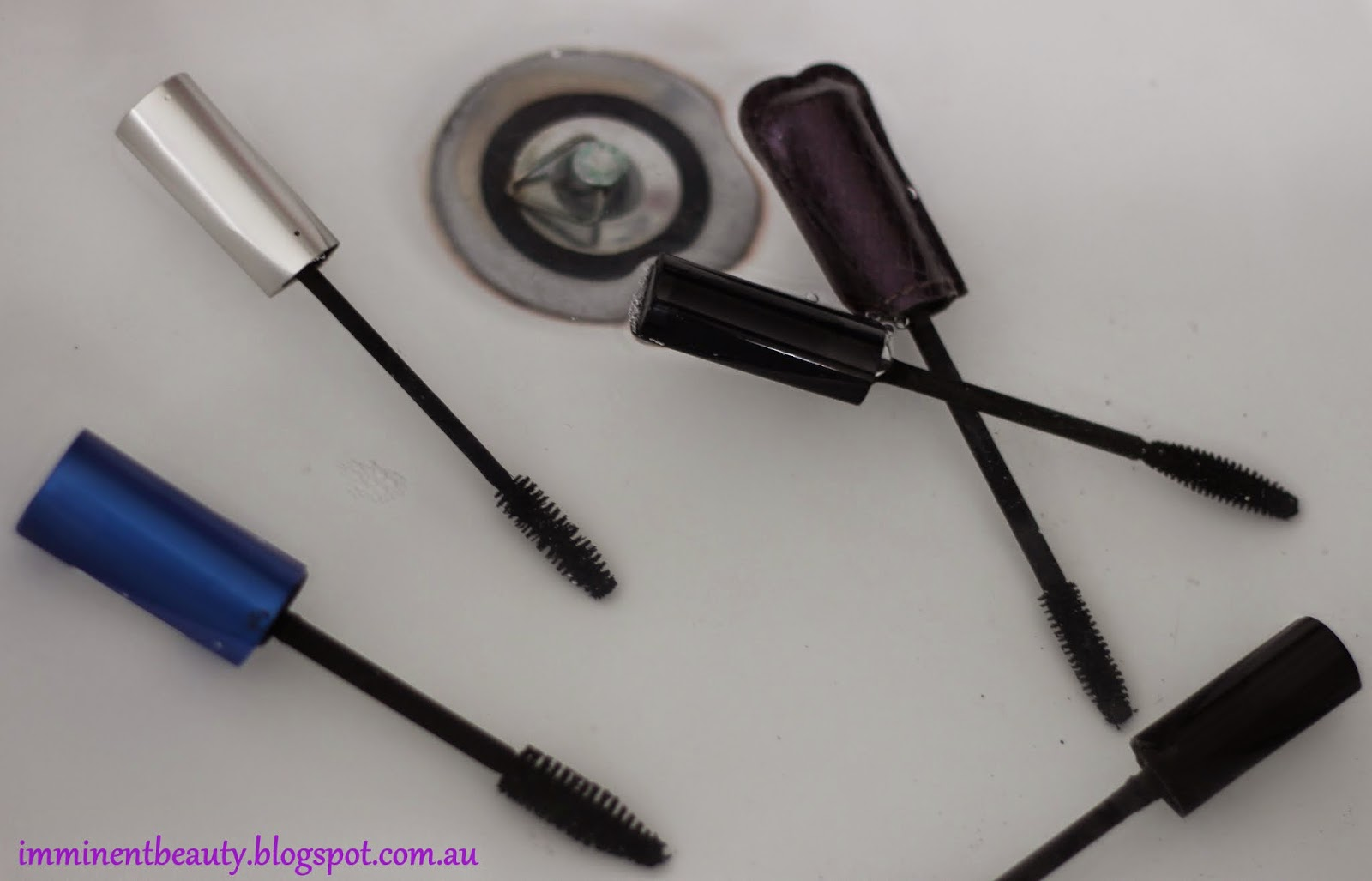 mascara wands, mascara, lashes, cleaning brushes, makeup