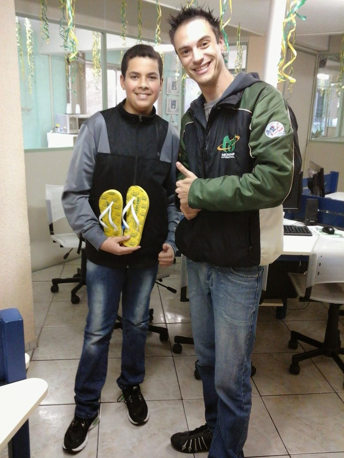 David Ferreira da Silva - Turma 448 Informática