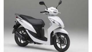Harga dan Spesifikasi Honda Spacy