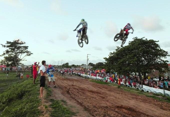3ª etapa do campeonato de Motocross movimenta São Gonçalo do Amarante