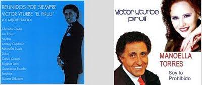 2005-Reunidos Por Siempre Victor Iturbe Piruli Los Mejores Duetos Manoella Torres CD