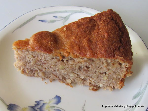 Mainly Baking: Chestnut and Hazelnut Cake - Gluten- and ...