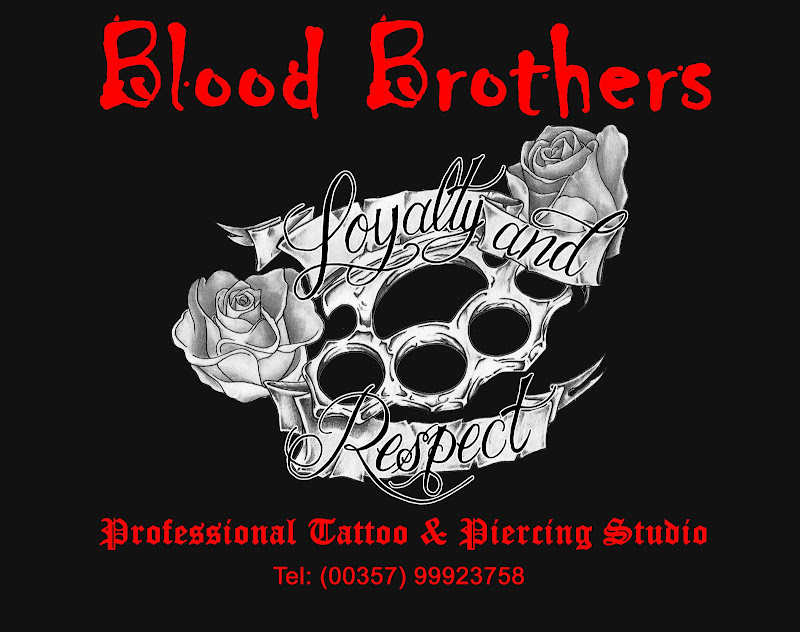 Blood Brothers Professional Tattoo and Piercing Studio title=