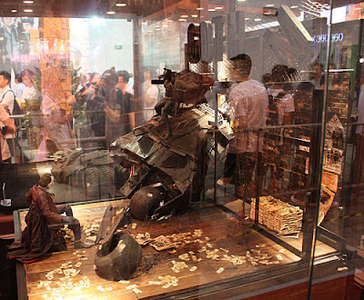 ACGHK 2011 in Hong Kong - Hot Toys Booth
