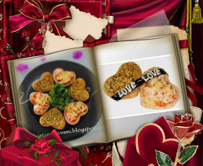 how to make bruschetta for valentines day