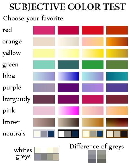 How I Lost Half Of Me But Became Whole Seasonal Color Theory