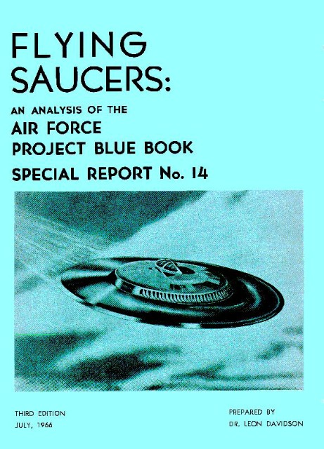project blue book special report