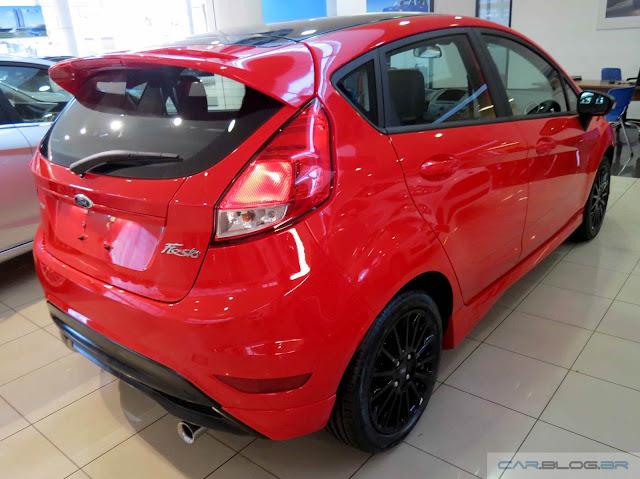 Ford New Fiesta Sport 2016