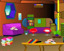 Juegos de Escape Amazing Library Escape