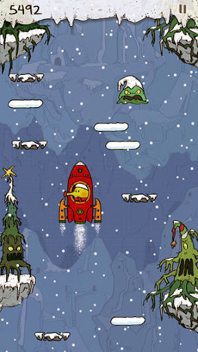 Doodle Jump Christmas Special v2.1.1 for iPhone/iPad
