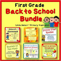Everything You Need to Kick Off a Great Year in First Grade!