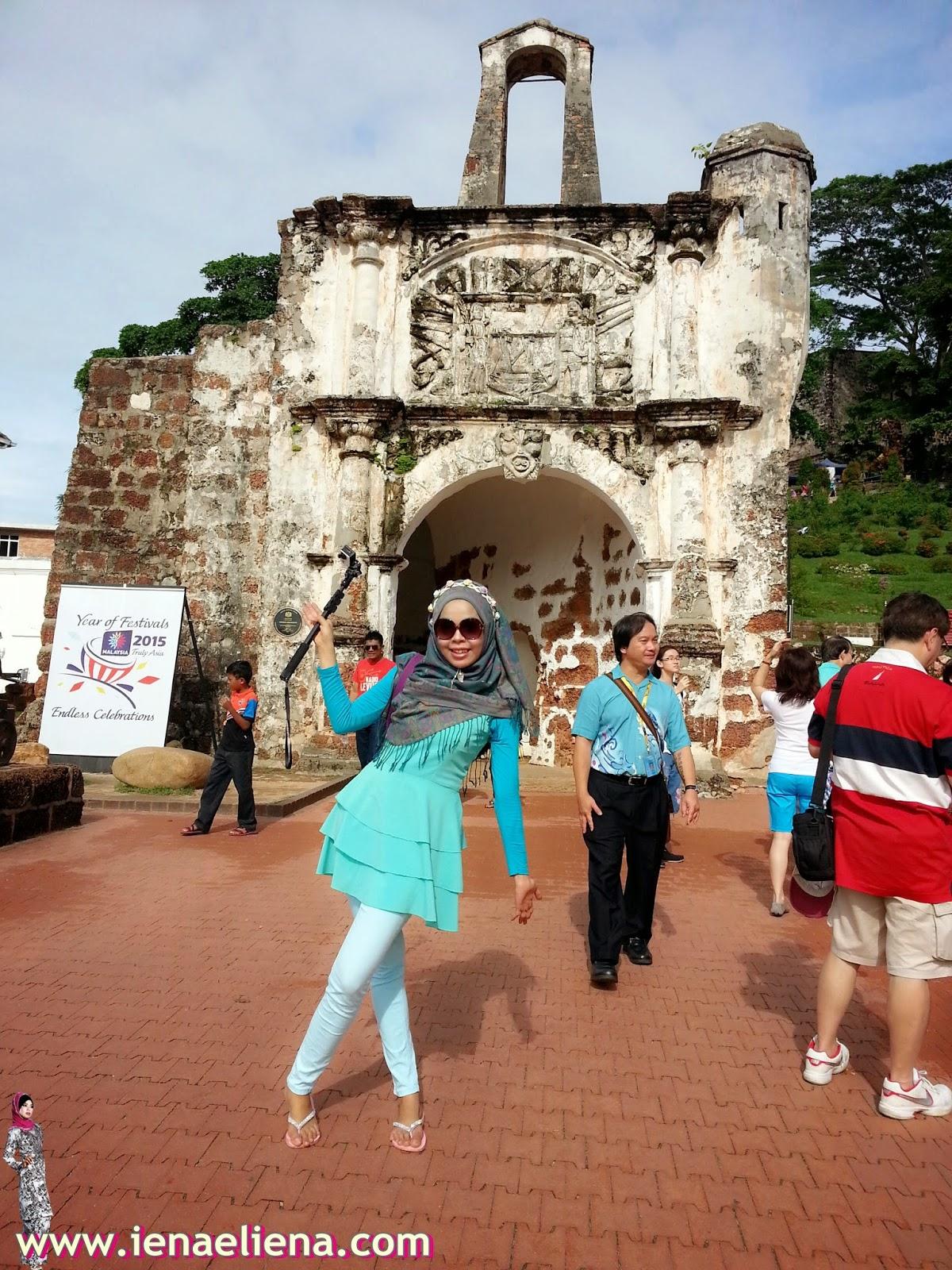 Kota A Famosa Melaka