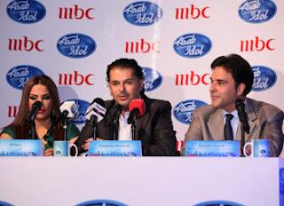 متى موعد بداية برنامجعرب ايدول للمواهب محبوب العرب على ام بى سى 4 ARAB IDOL 2013 ON MBC