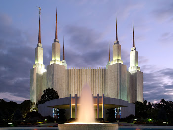 Washington D.C LDS Temple