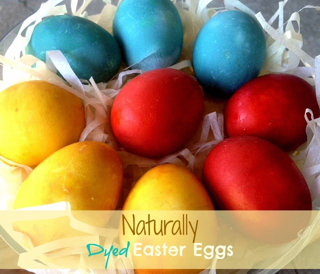 My Baton Rouge Mommy: Naturally Dyed Easter Eggs - Simple Tutorial