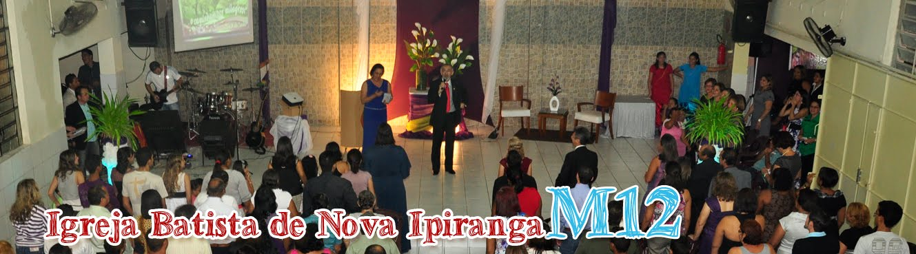 Igreja Batista de Nova Ipiranga
