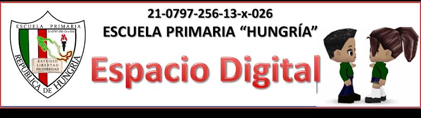 Espacio Digital Primaria Hungría