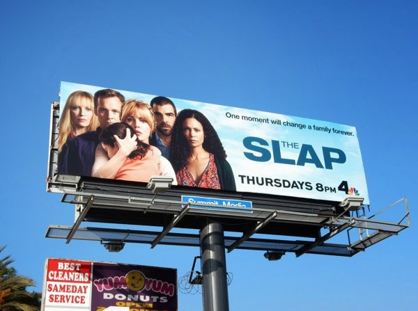 Slap series premiere billboard