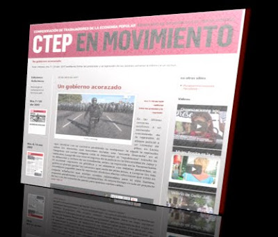 Periódico de la CTEP