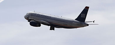 Jets, Collision, US Airways, US Airways Express,Reagan National Airport