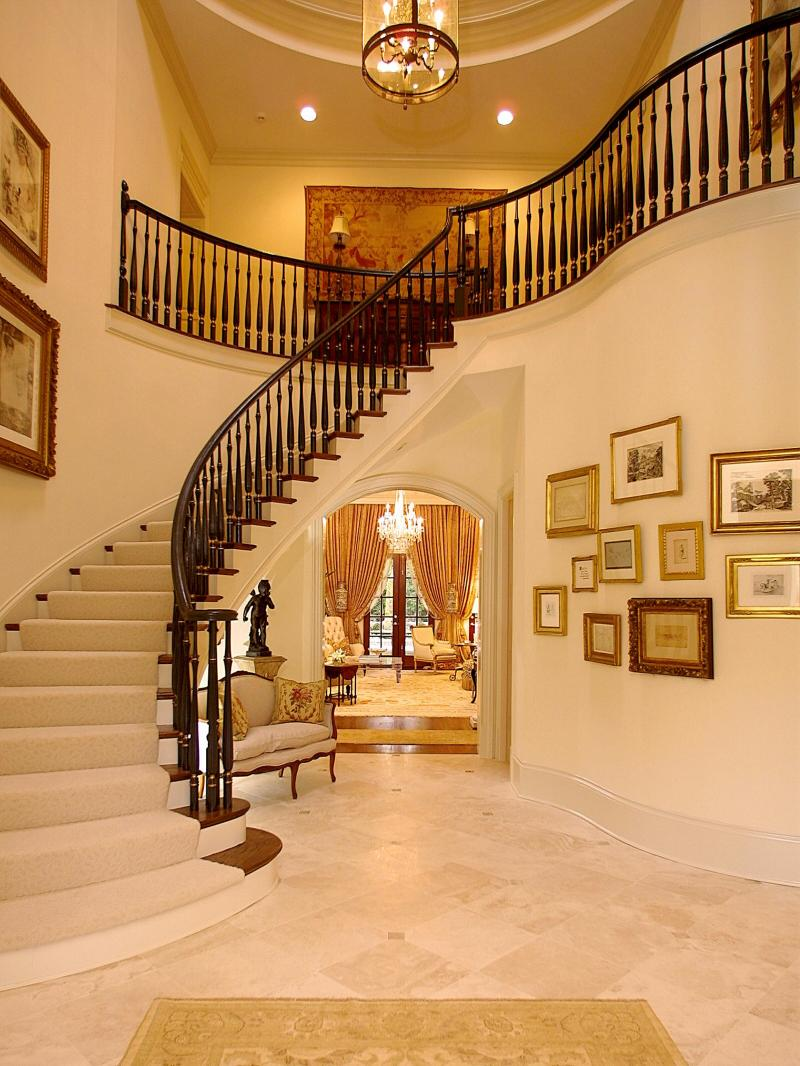 Luxury Home Staircase Design