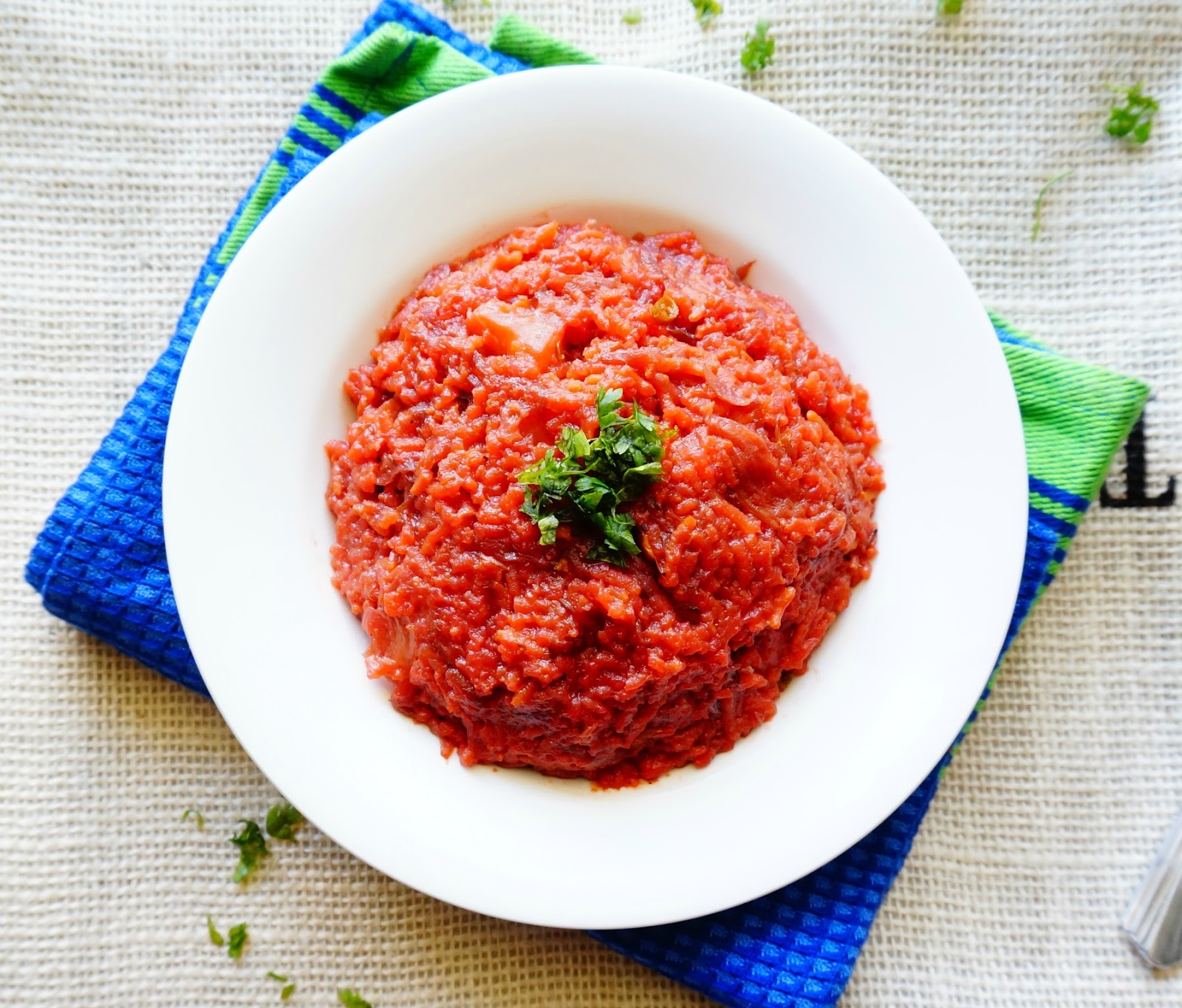how to cook beetroot rice