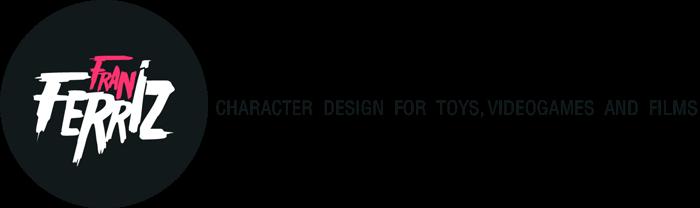 Fran Ferriz 2D Characters