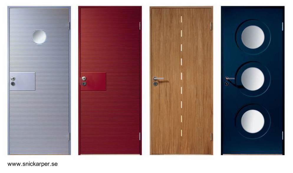 Arquitectura de casas puertas de dise o contempor neo for Modelos de puertas exteriores para casas