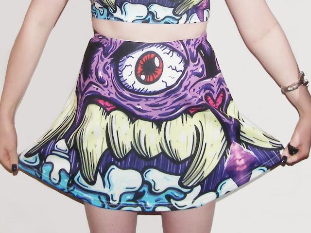 Sammi Jackson - Andrati Monster Two Piece