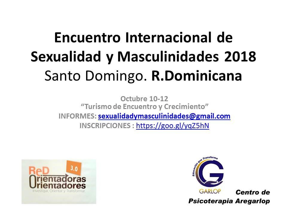 Encuentro Internacional en República Dominicana
