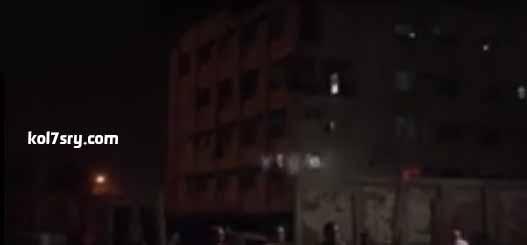 بالصور والفديو .. تفاصيل انفجار مبنى الأمن الوطني بشبرا الخيمة