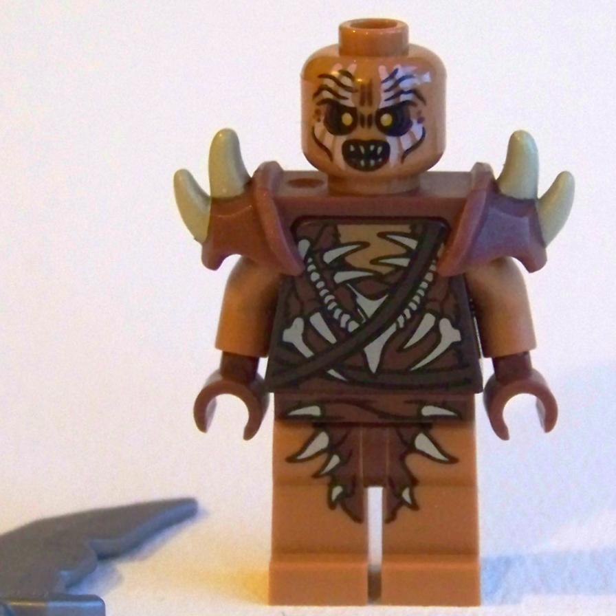 LEGO Orc