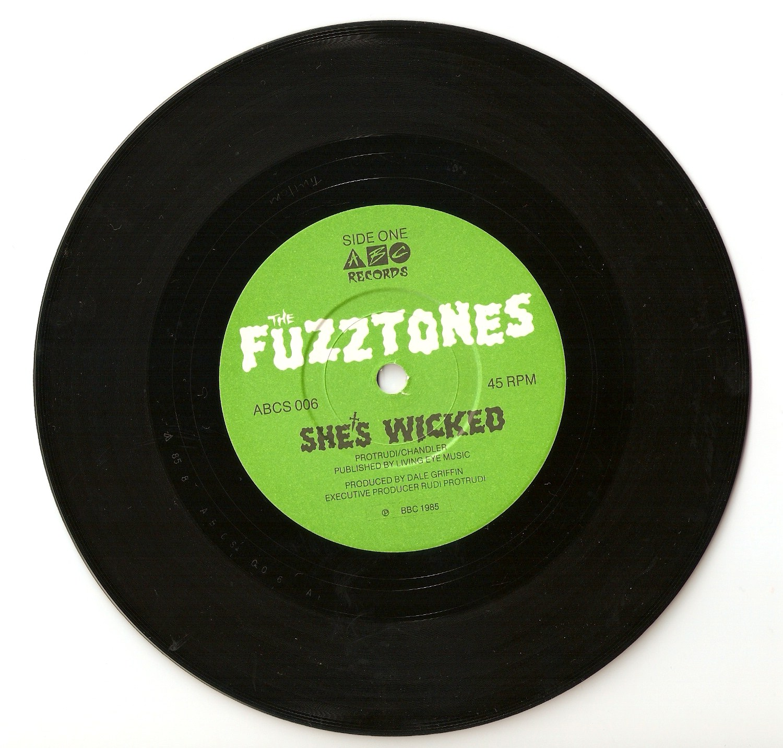 Fuzztones Shes Wicked