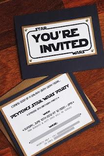 invitacion clasica star wars 4